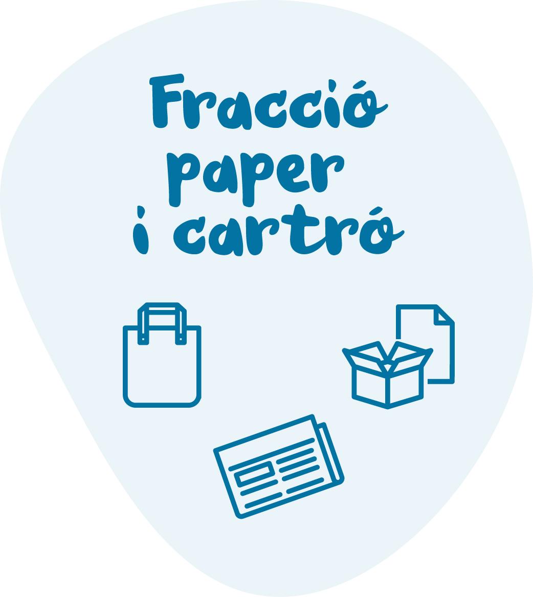 Fracció paper i cartró